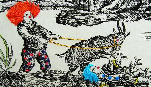 goat-&-clowns