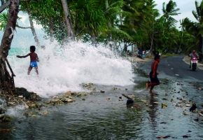 Tuvalu and Kiribati: Should they stay or should they go?