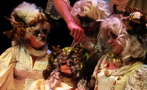 Gaiety, revelry, merrymaking, politics! Festivals and relational performance