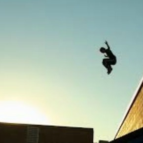 The art of parkour: misuse of TheMonument