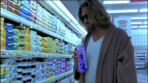 'Sometimes, there's a man, well, he's the man for his time and place. He fits right in there. And that's the dude, in Los Angeles.' The Stranger