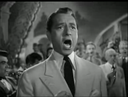 From the 'anthem scene', Casablanca (1942)